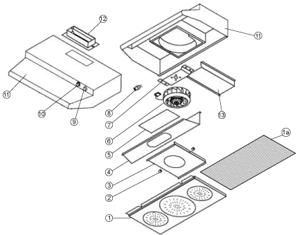 Pizza Oven Ansul System Wiring Diagram
